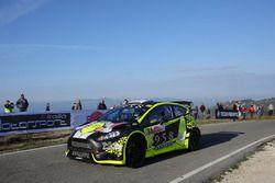 Gabriele Ciavarella, Daniele Michi, Ford Fiesta R R5 #6