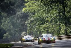 #51 AF Corse Ferrari 488 GTE: Джанмарія Бруні Джеймс Каладо, Алессандро П'єр Гуіді