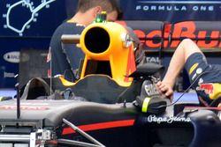 Red Bull Racing garajda
