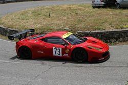 Lucio Peruggini, Ferrari 458 Italia