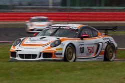 #118 PROsport Performance, Porsche Cayman PRO4 GT4: Peter Terting, Jörg Viebahn