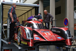 #13 Rebellion Racing Rebellion R-One AER