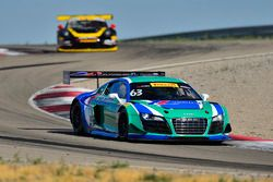 #63 DXDT Racing, Audi Ultra GT3: David Askew, James Burke
