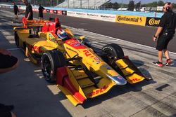 Dean Stoneman, Andretti Autosport Honda