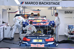 Car of Marco Wittmann, BMW Team RMG, BMW M4 DTM