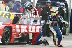 Alan Ruggiero exits Juan Manuel Silva, Catalan Magni Motorsport Ford