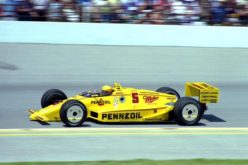 1988 - Rick Mears, Penske/Chevrolet