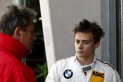 #20 Schubert Motorsport, BMW M6 GT3: Louis Delétraz