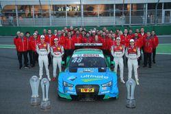Festivités chez Audi
