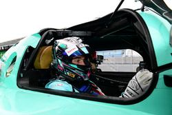 #16 Panis Barthez Competition, Ligier JSP3 - Nissan: Simon Gachet