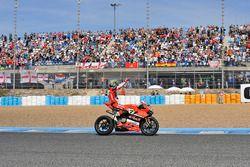 Ganador, Chaz Davies, Ducati Team
