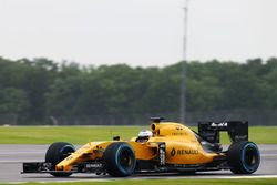 Sergey Sirotkin, Renault Sport F1 Team RS16 Test pilotu