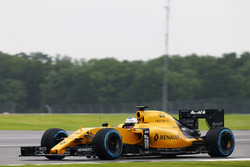 Sergey Sirotkin, Renault Sport F1 Team RS16, Testfahrer