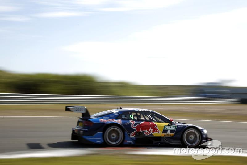 9. Mattias Ekström, Audi Sport Team Abt Sportsline, Audi A5 DTM