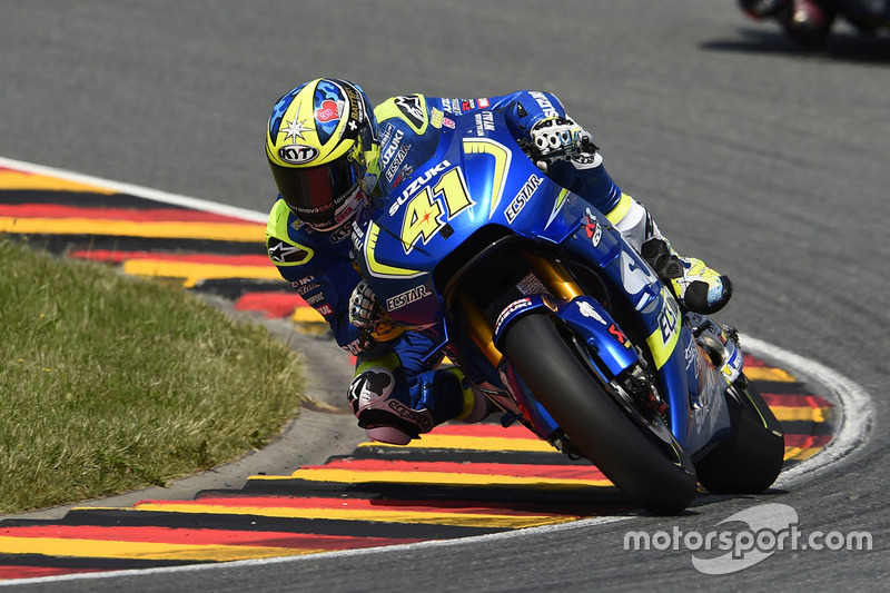 14. Aleix Espargaro, Team Suzuki MotoGP