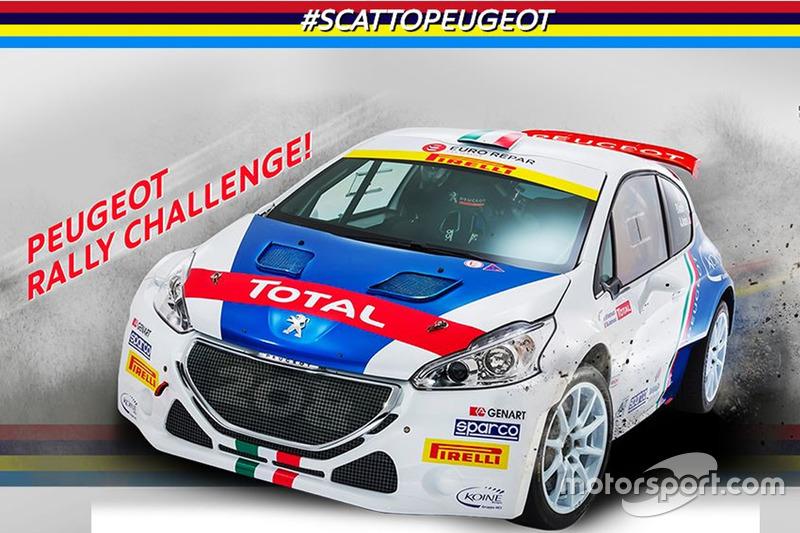 #ScattoPeugeot, Peugeot Sport Italia