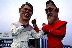 Mika Hakkinen, McLaren, Mika Hakkinen kuklaları