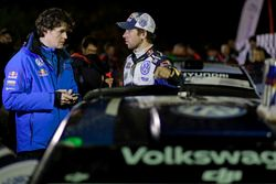Richard Browne and Anders Jäger, Volkswagen Polo WRC, Volkswagen Motorsport