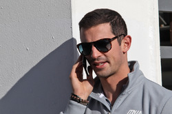 Alexander Rossi, Manor Racing Reserve Driver