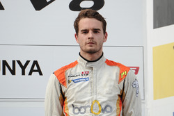 Podium: 3. Tom Dillmann, AVF