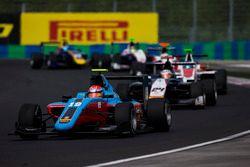 Richard Gonda, Jenzer Motorsport devant Konstantin Tereschenko, Campos Racing
