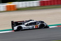 #2 Porsche Team, Porsche 919 Hybrid: Romain Dumas, Neel Jani, Marc Lieb