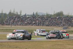 Leonel Sotro, Di Meglio Motorsport Ford, Pedro Gentile, JP Racing Chevrolet, Juan Pablo Gianini, JPG