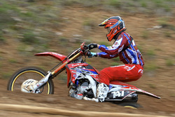 Michele Cervellin, Honda Martin