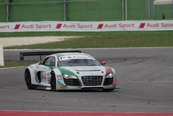 Zonzini-Russo, Audi Sport Italia, Audi R8LMS-GT3 #58