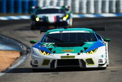 #21 Konrad Motorsport, Lamborghini Huracan GT3: Pierre Ehret, Jürgen Krebs, Chris Zöchling