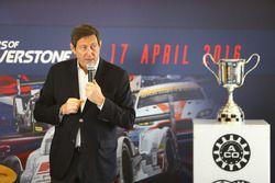 Gerad Neveu, CEO FIA WEC