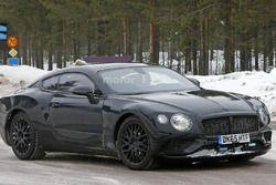 Bentley Continental GT 2018 spyshots