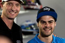 Colin Edwards mit Romano Fenati, SKY Racing Team VR46, KTM