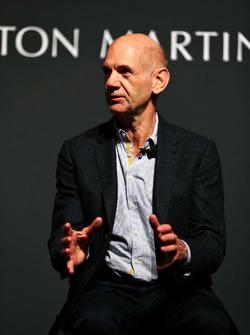 Adrian Newey, directeur technique Red Bull Racing
