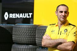 Сириль Абитбуль, управляющий директор Renault Sport F1