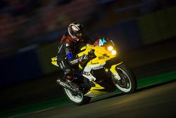 #44 Suzuki: Niccolò Rosso, Giovanni Baggi, Alessio Toffanin, Federico Natali