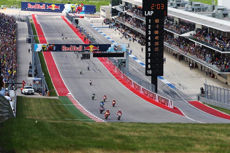 #3 GP des Amériques 2016 - Austin