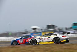 Philipp Eng, Maxime Martin, Dirk Werner, ROWE Racing, BMW M6 GT3