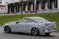 Mercedes Class E Cabriolet 2018