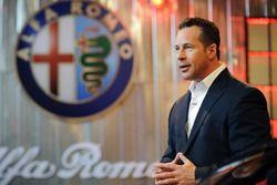 Reid Bigland benoemd tot CEO Alfa Romeo en Maserati