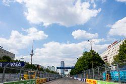 Strecke in Berlin