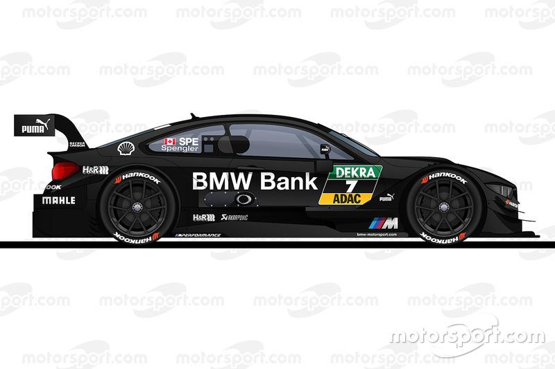 #7: Bruno Spengler, MTEK-BMW