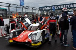 #46 Thiriet by TDS Racing Oreca 05 - Nissan : Pierre Thiriet, Mathias Beche, Ryo Hirakama