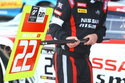 Detail, #22 Nissan GT Academy Team RJN, issan GT-R Nismo GT3: Romain Sarazin, Matthew Simmons, Sean