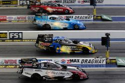 Cruz Pedregon, Tommy Johnson Jr., Matt Hagan, Tim Wilkerson