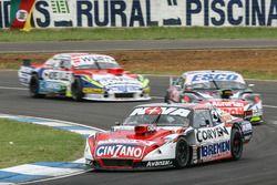 Matias Rossi, Donto Racing Chevrolet, Facundo Ardusso, JP Racing Dodge, Juan Martin Trucco, JMT Moto