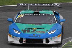 Lamborghini Huracan #10, Konrad Motrosport: Nicolas Armindo e Henry Hassid