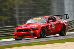 #60 Roush Performance Ford Mustang Boss 302: Jack Roush Jr.