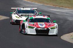 #6 Stevenson Motorsports, Audi R8 LMS GT3: Andrew Davis, Robin Liddell