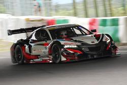#15 Drago Modulo Honda Racing Honda NSX Concept-GT: Hideki Mutoh, Oliver Turvey